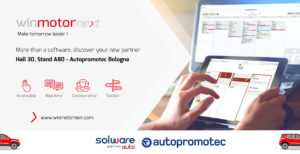 Visit Solware Auto at Autopromotec in Bologna