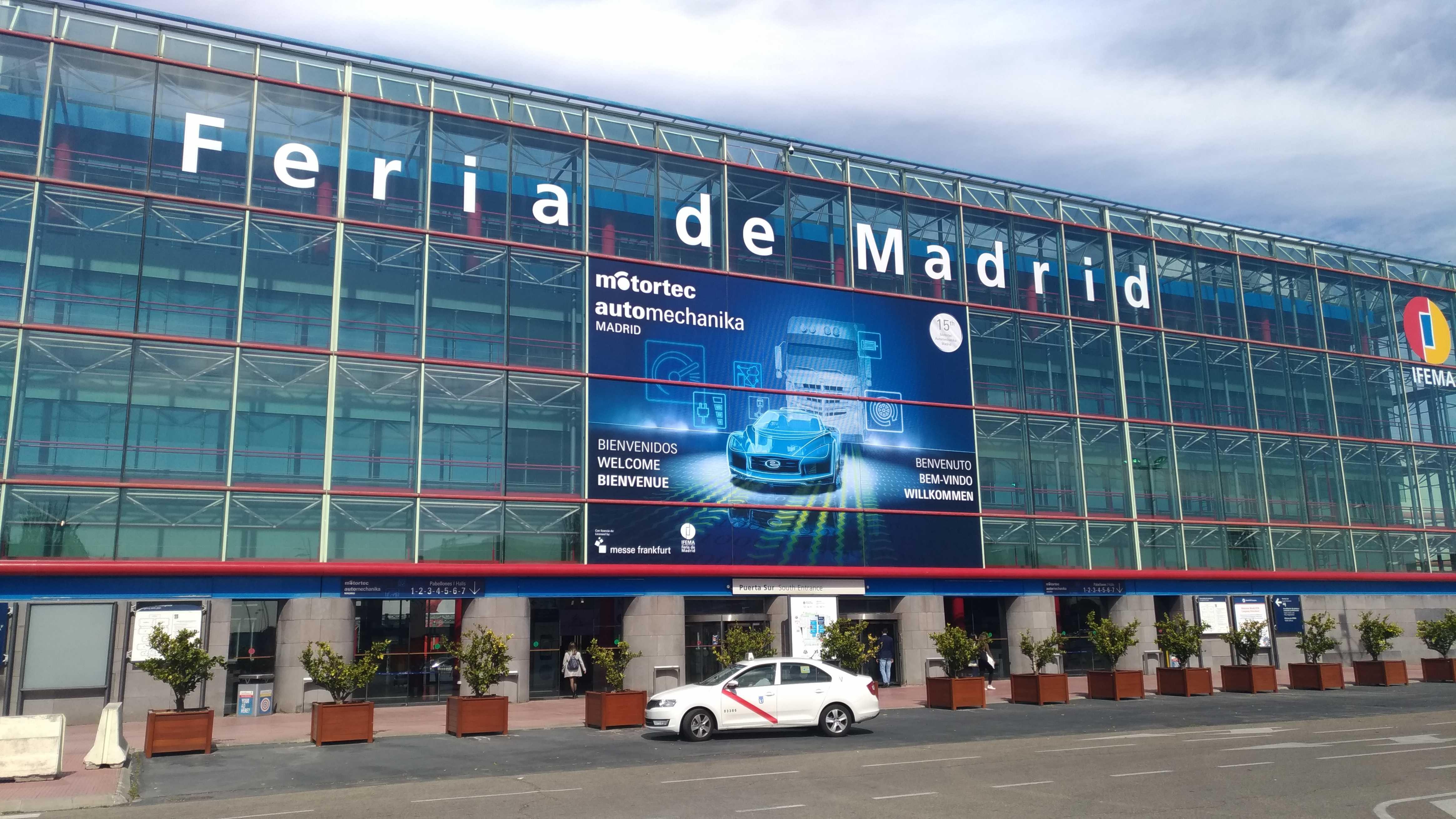 solware Auto - Motortec Automechanika Madrid - winmotor next