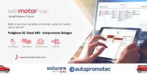 Solware Auto Autopromotec 2019 Bologna