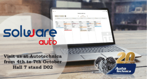 AUTOTECHNICA : Solware Auto Brussels Expo