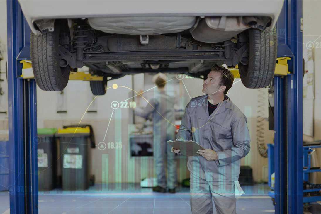reprise activité garage automobile vo vn DMS après covid19