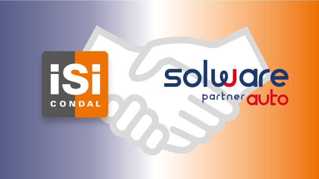 Solware Auto and isi condal partnership with our software for automotive sector I2I and winmotor next