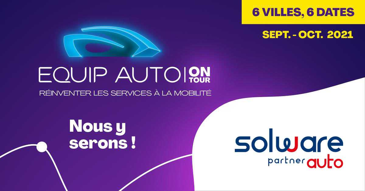 Solware Auto equip auto on tour 2021